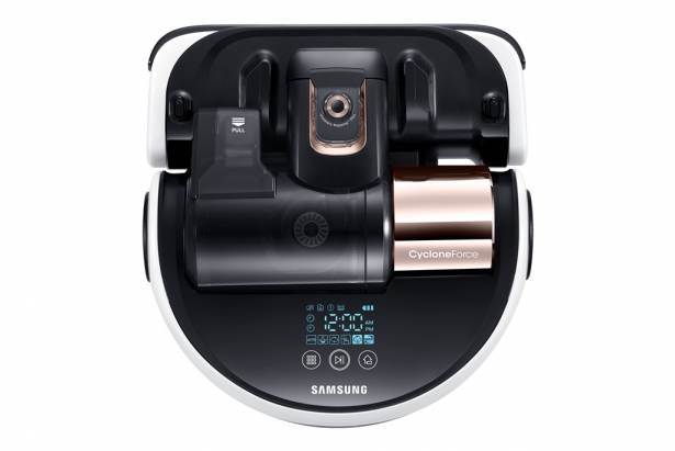 CES 2015:三星號稱POWERbot VR9000的清潔能力是史上最強,是掃地機器人的新紀元
