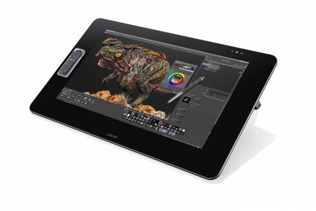 CES 2015 : Wacom 發表全新旗艦 Cintiq 27QHD 、 Cintiq 27QHD Touch 繪圖顯示器以及全新繪圖平板 Cintiq Companion 2