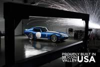 CES 2015 : NVIDIA Tegra X1 的首搭車款是骨董皮科技骨的電動超跑 Renovo Coupe