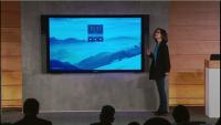 針對企業的互動開會工具,微軟展示機於 Windows 10 的 84 吋商用數位白板 Surface Hub