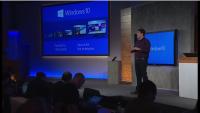 微軟 Windows 10 說明會之一,強調跨平台體驗均一化的服務式戰略