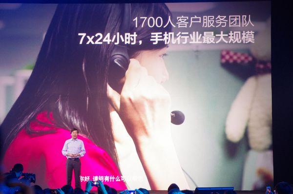 小米由打造最快手機之後,全力營造優質服務將是嚴峻的挑戰