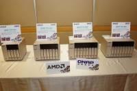 QNAP 導入 AMD G 系列 APU 推出 TVS-x63 NAS,提供競品未具備的虛擬化與一機