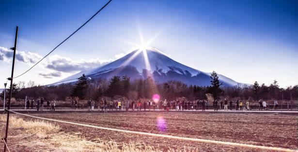 [旅遊攝影王] 拍出令人驚歎的富士山景!(山中湖篇)