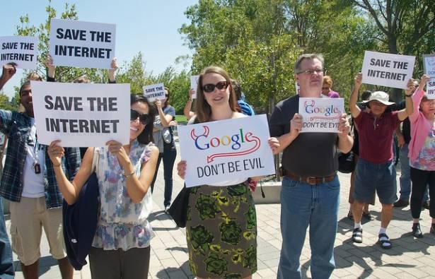 Don't be evil, Google! 成了網路服務商就不管「網路中立性」?