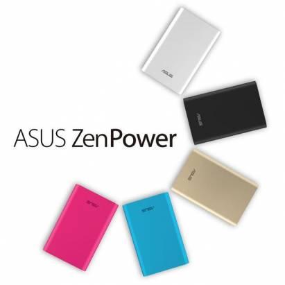 華碩 ZenPower 將時三月初開賣,並將推出具同心圓飾刻之黑色尊爵版