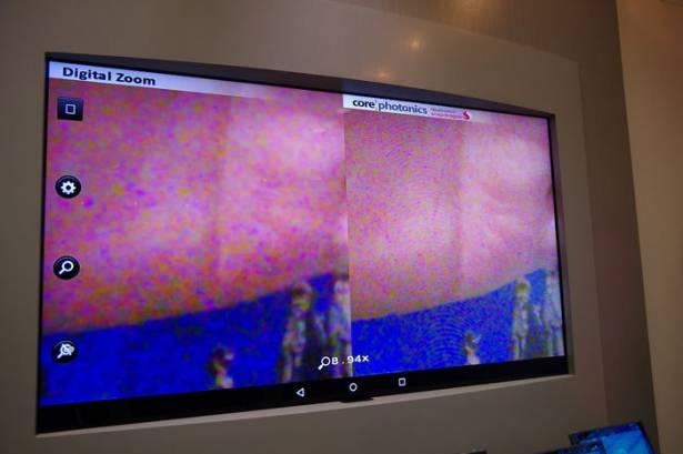 活用處理器整合的雙 ISP ,高通展示以 Snapdragon 810 搭配雙相機實現高解像照片