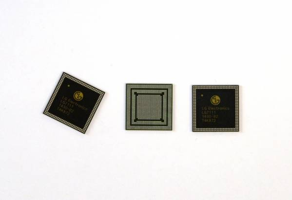 傳 LG 也將推出基於 ARM Cortex-A72 之高階手機晶片