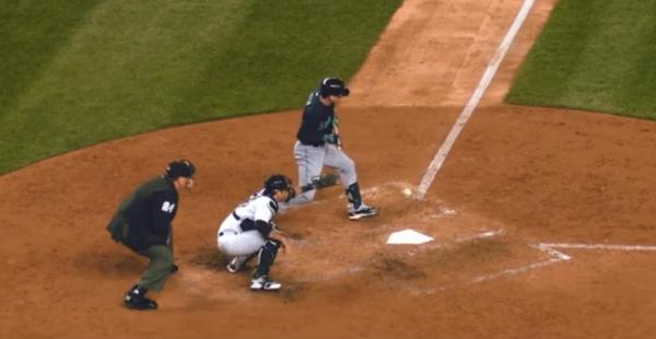 如果棒球比賽的重播畫面是360度環繞的話,感覺似乎更精彩