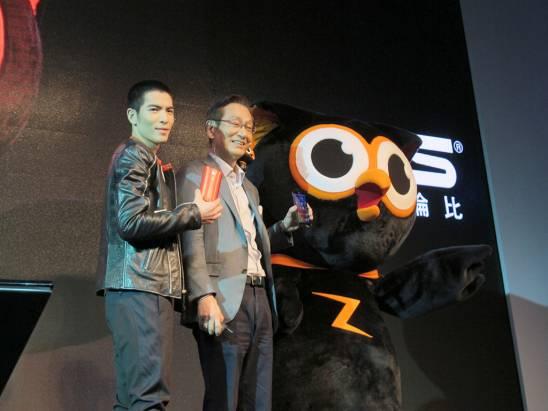 華碩 ZenFone 2 全球首賣發表會三大亮點:驚人價格、首購優惠、吉祥物 Zenny 與蕭敬騰