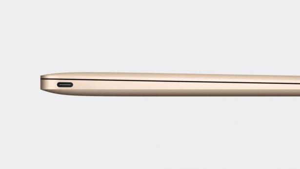關於新款 MacBook 使用的 USB Type-C 的五四三