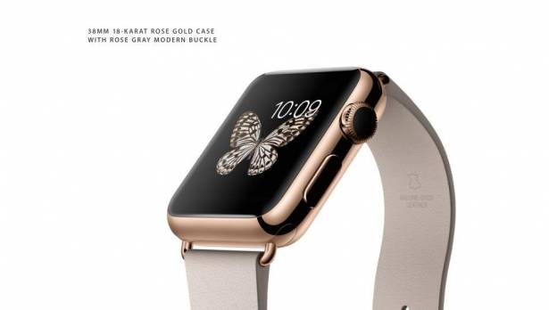 是調整銷售產品還是另有目的?美國蘋果直營店停售與 Apple Watch 同質性穿戴產品
