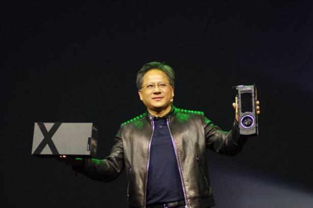 GTC 2015 :一千美元有找, NVIDIA 發表 12GB VRAM 的單精度浮點運算神器 TITAN X