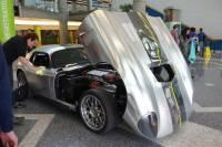 GTC 2015 :將最新技術挹注於傳奇跑車的電動車跑,全球首款導入 Tegra X1 的 Reno