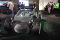GTC 2015 :搭載 NVIDIA Tegra 車載平台的 BMW i8 以及世界首款 3D 列印汽車 Strati 動眼看
