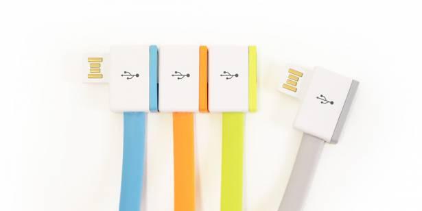 如果推出 USB Type-C 就更棒了,標榜可無限擴充的 InfinityUSB 線材