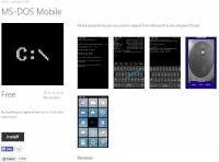 身為一個專業的老派工程師一定要裝來用,微軟宣布推出 MS-DOS for smartphones