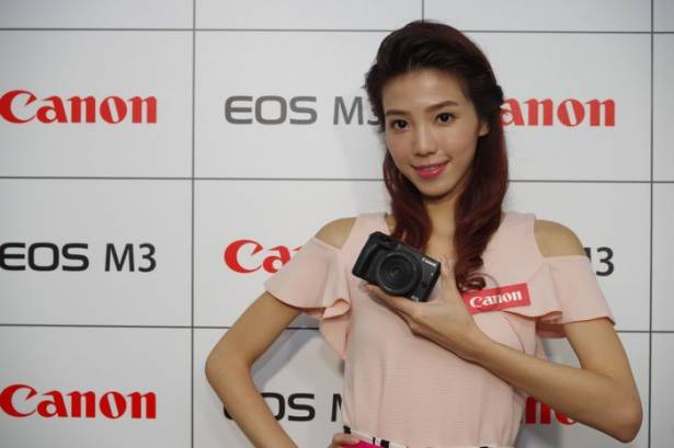 Canon EOS M3 在台推出,鎖定偏好輕巧系統的進階玩家市場