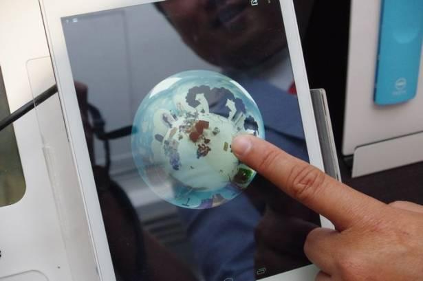拍出自己的小天地, Ricoh THETA 全天球相機在台推出