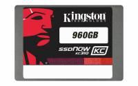 針對大容量商務級市場, Kingston 推出 KC310 960GB 固態硬碟