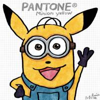 """今日新聞淺談:Pantone 官方宣布小小兵色票 """"Minion Yellow"""""""