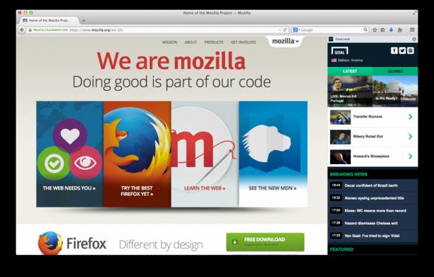 透過 Firefox 隨時知曉你正關心的大小事