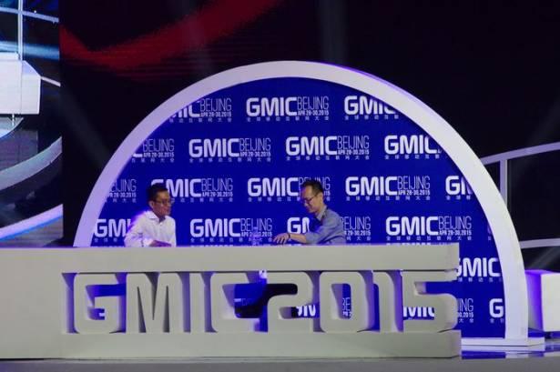 GMIC 2015 :小米林斌表示小米 Note 頂配版因追求最好而延遲,並承諾持續使產品供貨穩定