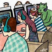 今日新聞淺談:癮科技搬家卻遲遲沒有網路,沒有網路的網路公司真幽默
