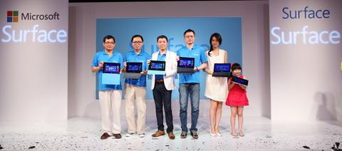 微軟 Surface 在台正式開賣,價格雖不差但時間點似乎略晚...
