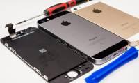 [蘋果急診室] 爸爸的 iPhone 5S 也壞了?維修起來比 4S 更簡單呢~