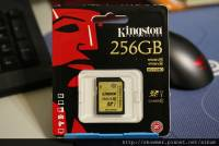 金士頓 KINGSTON SDXC UHS-1 256GB 記憶卡