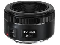 25 年來終於改版, Canon 推出新版 EF50mm F1.8 STM
