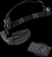 也許是 Google Glass 未來發展的可能形式,富士通推出針對專業領域的頭帶式顯示器方案 Io