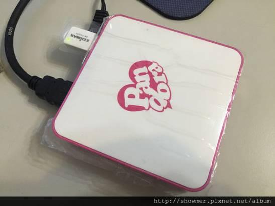 用串流的即時便利取代男子漢的D槽 Pandora 潘朵啦寶盒 AV 機上盒