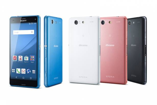 Sony Mobile 在日發表小尺寸機種 Xperia Z3 Compact 後繼機種 Xperia A4