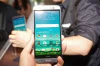 One 系列旗艦第二發,搭載景深相機 指紋辨識的 HTC One M9+ 在台發表