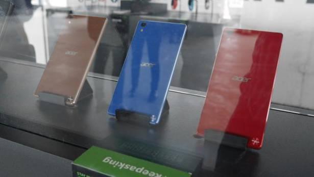 Acer 在北美發表支援 3 SIM 卡、 4,000mAh 電池的 Liquid X2
