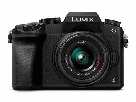 著重在 4K 拍攝機能, Panasonic 發表 Lumix G7 可換鏡頭相機