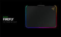 轉吧滑鼠墊的七彩霓虹燈, Razer 推出搭載 CHROMA 多彩發光技術的 Firefly 遊戲滑鼠墊