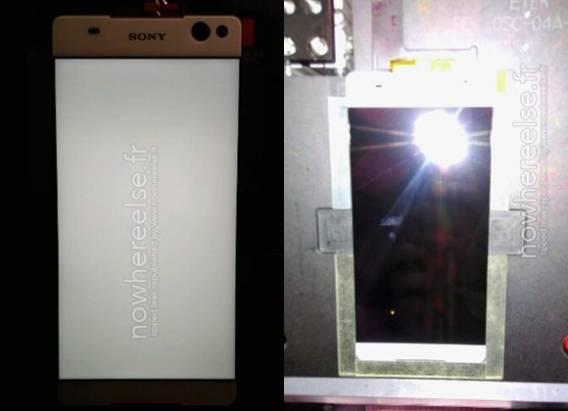 傳 Sony Mobile 下個月要發表的中階手機 Lavender 面板長這樣