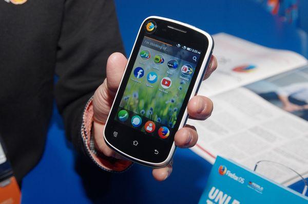 Mozilla 放棄在 Firefox OS 手機打價格戰,專注於提升品質( PS: 25 美金手機夢碎)