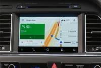 現代汽車的 2015 年 Sonata 成為首款搭載 Android Auto 平台的市售車