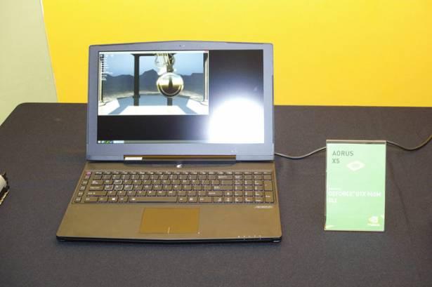 Computex 2015 :提供電競筆電最極致順暢的遊戲體驗, NVIDIA 宣布 G-Sync 技術導入筆電