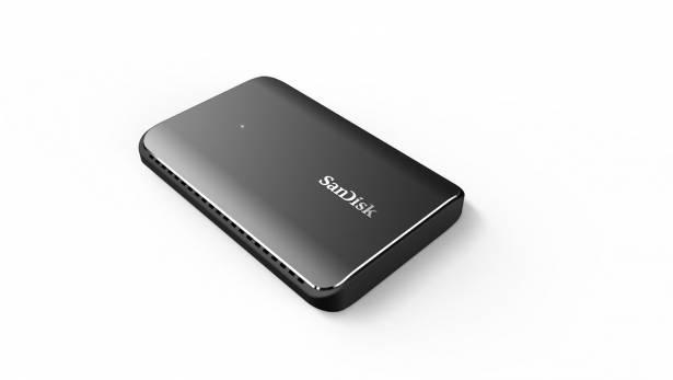 Computex 2015 : SanDisk 發表超小型 128GB USB 3.0 隨身碟與 USB Type-C 外接式固態硬碟
