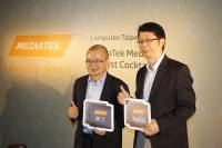 Computex 2015 :聯發科發表首款 Helio P 曦力時尚版處理器 Helio P10
