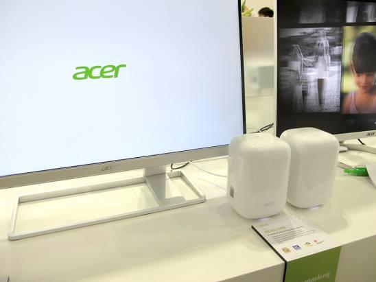Computex 2015:真的好可愛喔...以娛樂性為主的 Revo One 桌上型電腦
