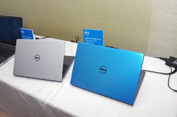 Computex 2015 :為 Windows 10 準備, Dell 展出多款預計於 Windows 10 推出後發表之機種