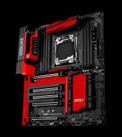 Computex 2015: 遇神殺神的微星X99電競主機板