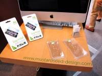Computex 2015:自己貼手機塑膠膜再也不會貼歪了!