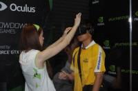 Computex 2015 :讓品牌粉絲搶先感受未來, NVIDIA 於 Computex 提供民眾體驗 4K 與 VR 技術